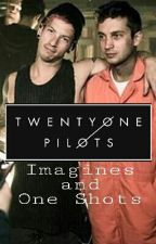 twenty one pilots imagines by awstenssweater