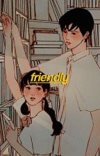 friendly | jinyoung. by akajimins