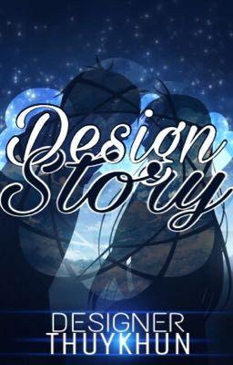 Design bìa truyện