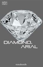 Diamond, Arial by nadh00
