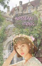 korean icons by jggkchan