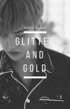 glitter and gold┊yoonseok by mintstellar