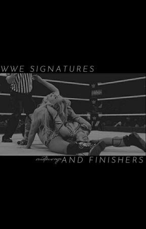 WWE Signatures & Finishers - AJ Styles - Wattpad