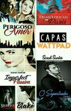 Capas para LIVROS  by SarahSantos867