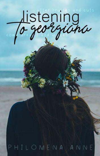 Listening to Georgiana. | Editing