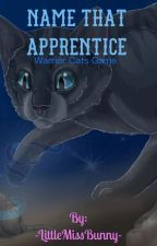 Name that Apprentice by -LittleMissBunny-
