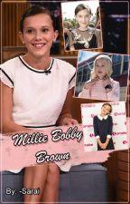 Millie Bobby Brown by -Sarai