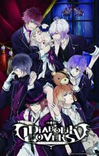 Diabolik Lovers - DL by Maya1Army1
