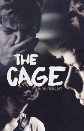 The Cage - A Newtmas fanfiction by SilversWorld