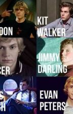 Evan Peters imagines and preferences by GiantDontStops