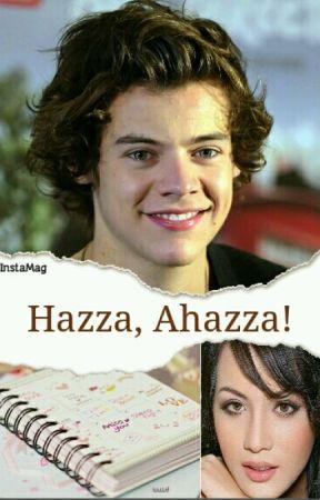 Hazza, Ahazza! __ Harry Styles by LuckUkiFuck