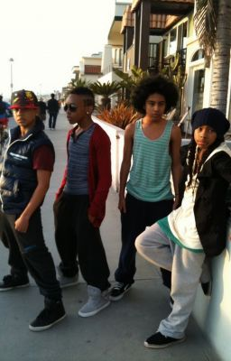 Mindless Behavior Love Story (Rated R) Love Comes and Goes