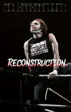 Reconstruction || WWE /|\ Dean Ambrose  by 1PerfectDemon0
