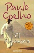 El Alquimista. Paulo Coelho by amymejiacz