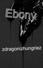 Ebony by zdragonizhungriez