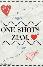 One Shot sobre Ziam by ZiamMayne03