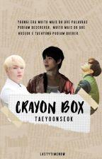 Crayon Box |Taeyoonseok| by AnaCarolinaK