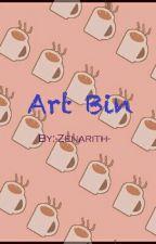 Art Bin (1) by -Zenarith-