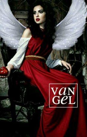 Wings:Vangel by UcancallmeKYLE