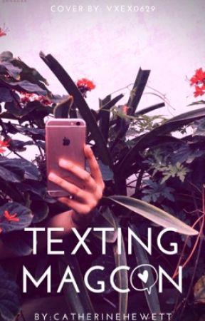 Texting Magcon H.G. by catherinehewett