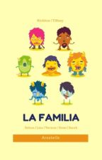 🍃BULE -Oh's family by areabelle