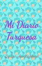 Mi Diario Turquesa. (BonxBonnie) by Isa-chanKirkland