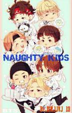 Naughty Kids-BTS  by JSRJJVJ_13