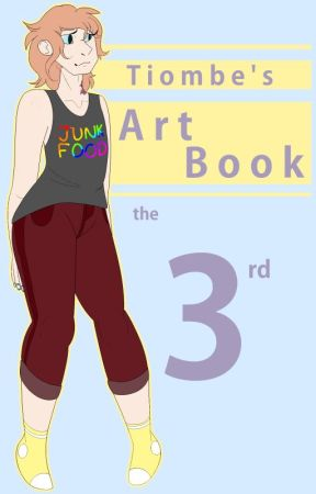 Tiombe's Art Book: The Third by Tiombe