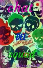 Chat del suicide squad by acelly14