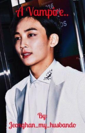 A vampire... by Jeonghan_my_husbando