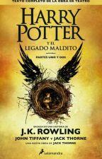 Harry Potter y el legado maldito by byeongari16