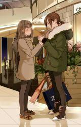 Megan & Danai by Hansume
