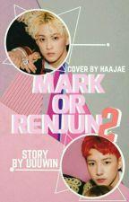 Mark Or Renjun 2 by Amelkeftria