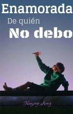 Enamorada de quien no debo (J-hope & Tu) by Pambisita_Army