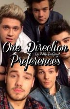 One Direction Preferences by ITSMETINNNN