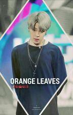 Orange Leaves†Kookmin†  by 12gi_gi13