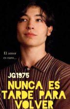 Nunca es tarde para volver (Ezra Miller) by joannagierszal1975