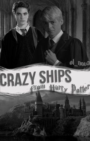 Crazy ships from HP by ol_nova