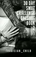 (ON HOLD) 30 Day Smut Challenge Oneshot Book 2 by tragician_child