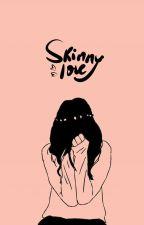 skinny love ☆ jodie  by mcrydanlester