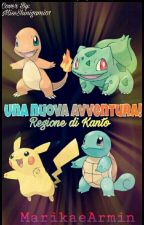 POKEMON KANTO - Una nuova avventura  by Rob_The_Jaeger
