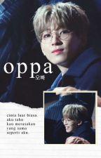 [c|13+] oppa! ▷ wonwoo by apgujeon_