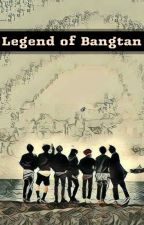 Legend of Bangtan by AyameNekoChan