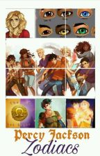 Percy Jackson Zodiacs by Many_Incarnation