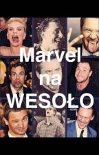 Marvel na WESOŁO  by _BLACKxWIDOW_