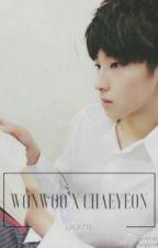 Gap - Wonwoo x Chaeyeon by lrlatte