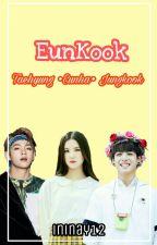 Eun-Kook ( BTS & Gfriend FF )  by ininay12