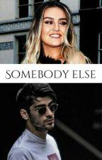 Somebody Else {Zerrie} | revisando  by perriverdale