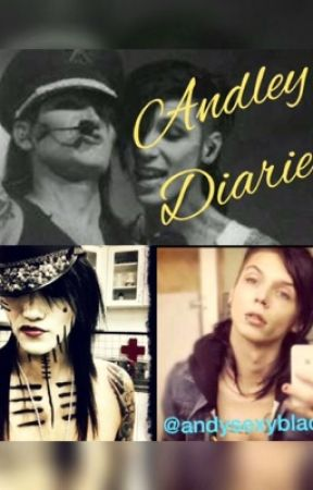 Andley diaries  by andysexyblack