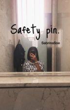 Safety pin.  by SabrinaSoe